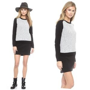 rag & bone • Portia Pullover Raglan Sweater